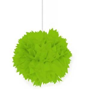 Bilde av Pompom Lime Green 30 cm